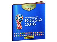 Panini World Cup Russia 2018 football stickers - over 200 stickers available for swaps!!!!