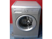 w293 silver beko 8kg 1200spin A+ rated washing machine comes with warranty can be delivered
