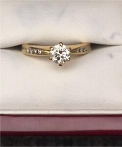 Rosendorff Diamond  Engagement Ring Mandurah Mandurah Area Preview