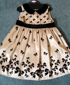Girls Dress 1-2 Years