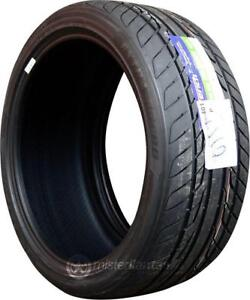 4 Pneus d'ete neufs Saferich runflat 245/45r18    /  4 Summer tires new runflat saferich 245/45/18