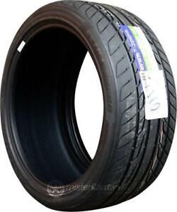 4 Pneus d'ete Runflat neufs saferich 245/50r18    / 4 Summer tires new Saferich runflat 245/50/18