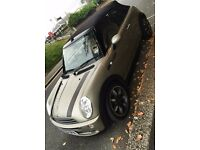 LTD Edition Mini One Sidewalk Convertible!! Low Mileage - 08 Plate