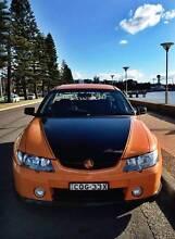 2001 Holden VU/VY/VZ ute Lambton Newcastle Area Preview