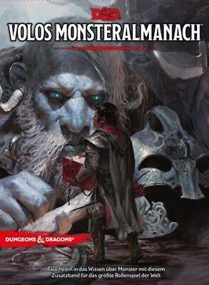 D&D - Volos Almanach der Monster (Dungeons & Dragons 5. Auflage) - 103002001