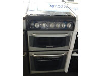 E079 silver cannon 50cm gas cooker comes with warranty can be delivered or collected