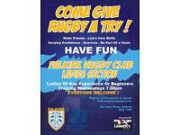 Falkirk Rugby Club Ladies Team
