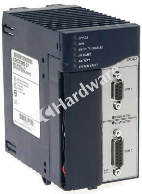 GE Fanuc IC695CPU310-GV PACSystems RX3i CPU 300MHz Celeron 10 MB IC695CPU310 - $580.23