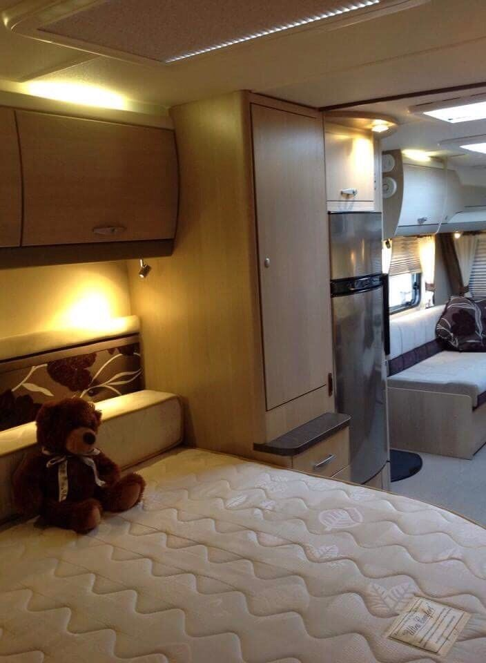 Sterling Explorer Elite Touring Caravan 2011