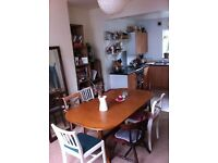Short Term - Small Double Room available 22nd Aug to 1st November in house share in St Werburghs