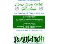 Come Dine with Paulina