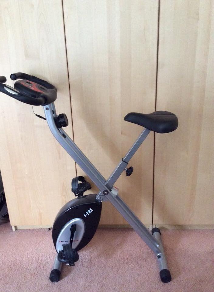 Ultrasport F-Bike Home Trainer Exercise Bike