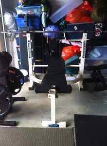 Home Gym - Bench and Bar Moggill Brisbane North West Preview