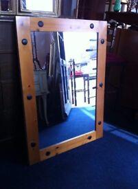 Large Corona Mirror