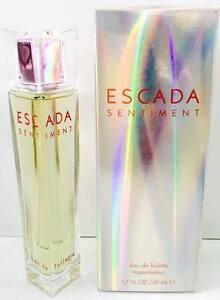 Escada-Sentiment-EDT-50ml-Spray-New-amp-Rare
