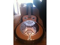 Resonator Guitar and Amp Package