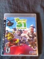 PS3 game: planet 51