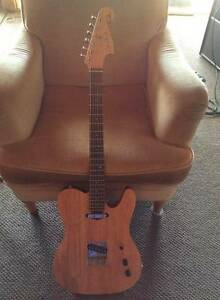 Cole Clark Culprit Pre-Production electric guitar - Only 4 made Maribyrnong Maribyrnong Area Preview