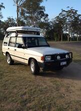 *URGENT* 1997 Land Rover Discovery Wagon w Hardshell Rooftop Tent Bundaberg City Preview