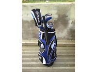 Ladies Ladies Fazer Golf Clubs - Full Set Including Bag, Umbrella & Raincover
