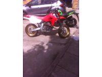 Honda xr650 for sale.