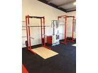 Power rack half rack squat rack
