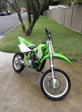 Kawasaki KX80 Dirt / Trail Bike 2 stroke Epping Ryde Area Preview