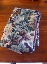 Tapestry Look Table Cloth ( Grape / Leaves Design )....Excellent Burton Salisbury Area Preview