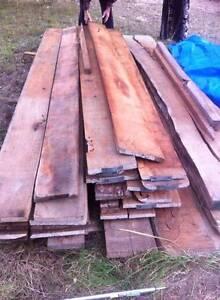 Quantities of Rare Timber Planks & Machines Invergowrie Uralla Area Preview