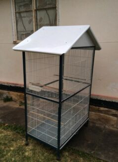 Very Large Bird Cage Macquarie Park Ryde Area Preview