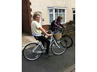 Raleigh caprice bike excellent condition