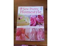 Sew Pretty Homestyle Book - Tone Finneger (tilda)