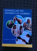 Business Law Harrison Gungahlin Area Preview