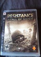 Resistance: Fall of man - PS3 Game