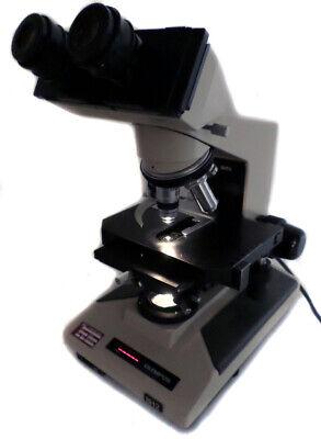 Olympus Bh-2 Bthu Microscope Condenser Enrnst Leitz Wetzlar Olympus Objectives