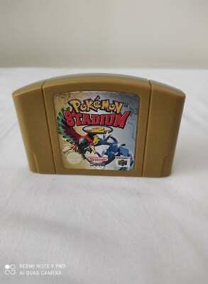 Pokemon Stadium 2 N64 European PAL Version RARE GAME VERY GOOD CONDITION