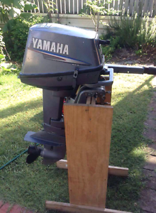 6hp yamaha outboard Loganholme Logan Area Preview