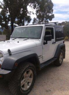 2012 jeep wrangler sports Sydney City Inner Sydney Preview