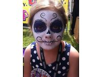Facepainter (5 Years Experience)