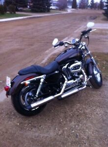 2013 1200 C XL 110th Anniversary Edition Sportster