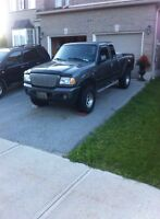 2008 Ford ranger sport 4 by 4