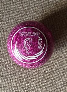 TAYLOR SRV lawn bowls, size 0. Castle Hill The Hills District Preview