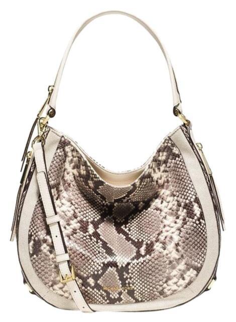 b4e479f7a8a65c Michael Kors Julia Leather Shoulder Bag Style 30s6gjql6n for sale ...