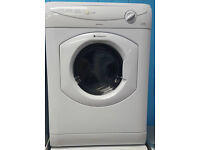 b138 white hotpoint 6kg reverse action vented dryer comes with warranty can be delivered