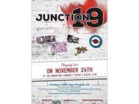 Live music at the hungerford club brislington