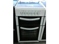 g310 white belling 50cm electric cooker comes with warranty can be delivered or collected