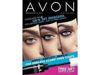 Do you get to see the latest Avon brochure? Ask me for your copy?