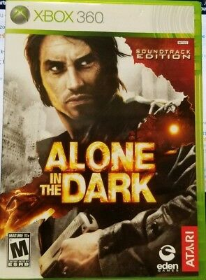 XBOX 360 Video Game - Alone in the Dark - Soundtrack Edition for sale  Shipping to India