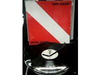 Van Halen ‎– Diver Down, G, released on Warner Bros. Records ‎in 1982.