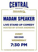 Free Newcastle Stand Up Comedy Cocoroc Wyndham Area Preview